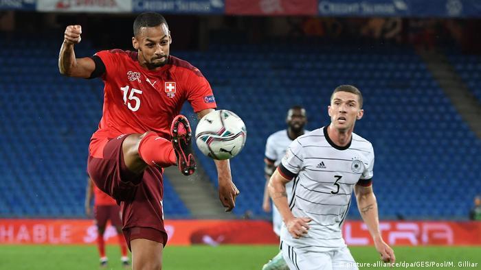 Fußball: Nations League 2020 I Schweiz - Deutschland