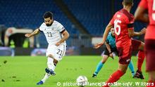 Fußball: Nations League 2020 I Schweiz - Deutschland Gündogan Tor