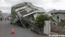 Taifun Haishen | Japan Makurazaki Zerstörungen