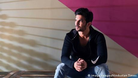 Indien Bollywood-Schauspieler Sushant Singh Rajput