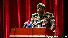 Mali CNSP Gespräche Putsch Malick Diaw