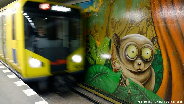 Стрит-арт в Берлине