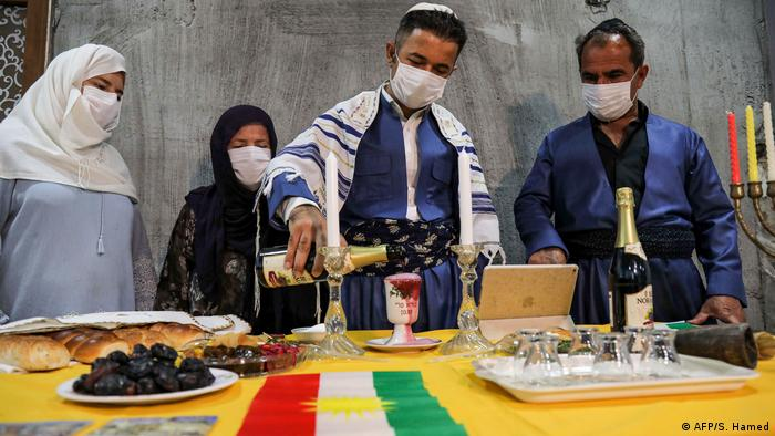 Yahudi Irak