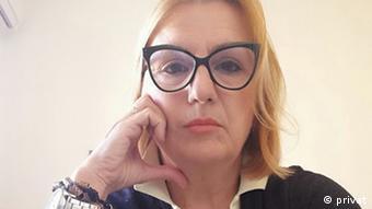 Davorka Blažević, urednica šibenskog portala Tris