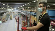 DW-Sendung | Made in Germany | Geflüchtete und ihre Arbeit