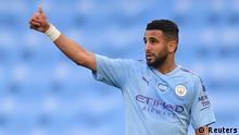 Premier League |Manchester City |Riyad Mahrez