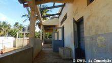 Gesundheitszentrum bleibt nach Zerstörung durch den Zyklon deaktiviert DW, Luciano da Conceição, 5. September 2020