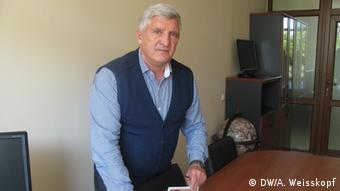 Директор проектного института Казгипроводхоз Анатолий Рябцев