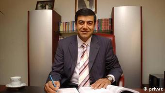 Türkei İbrahim Taşel, Der Vorsitzende von TÖDER
