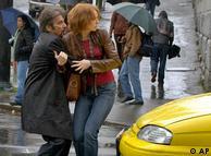 صحنهای از فیلم «۸۸ دقیقه» محصول سال ۲۰۰۸. آل پاچینو در کنار آلیسا ویت.