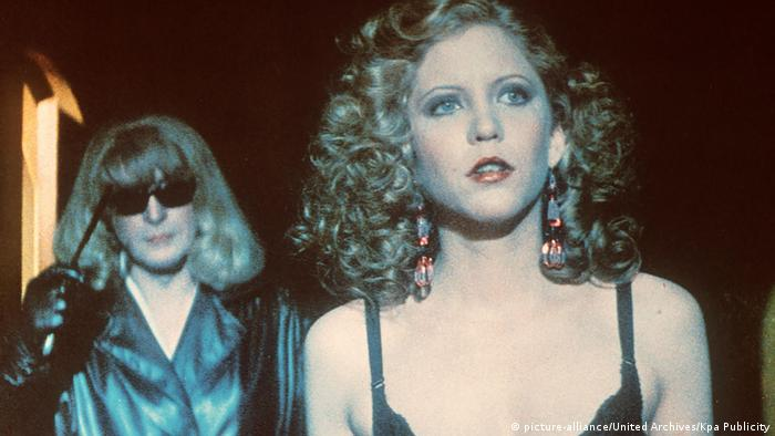 Film still 'Dressed to Kill' with Nancy Allen (picture-alliance/United Archives/Kpa Publicity)