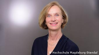 Medya bilimci Elke Grittmann