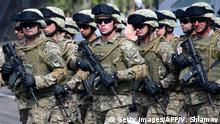 Georgien Tbilisi |Nato-Großübung Noble Partner 2020