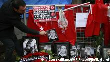 Türkei I Verurteilung des Reina-Attentäters in Istanbul