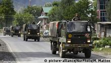 Indien I Militär in Kawoosa