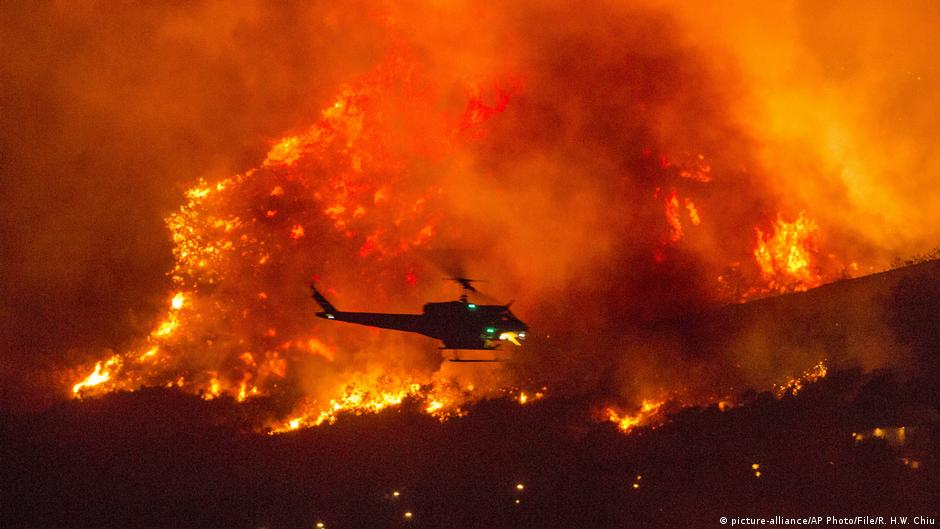 'Wildfires are climate fires': How to talk about climate emergency, global heating