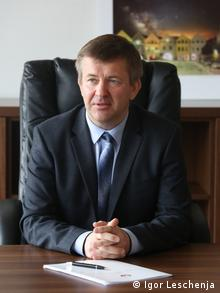 Бывший посол Беларуси в Словакии Игорь Лещеня