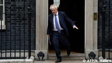 UK Brexit Verhandlungen | Boris Johnson