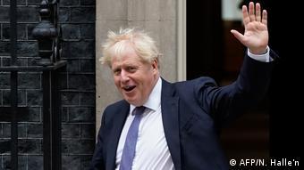 UK Brexit Verhandlungen | Boris Johnson (AFP/N. Halle'n)