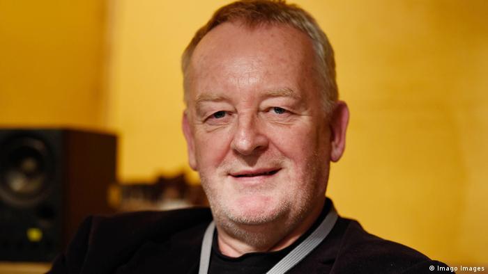 Der Journalist Filmkritiker Filmhistoriker Autor und Vorstand der der DEFA Stiftung Ralf Schenk