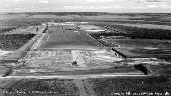 Brasília-Baustelle (1958)