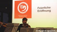 (091107) -- DUISBURG, Nov. 7, 2009 -- Musicians perform during the opening ceremony of Confucius Institute at the University of Duisburg-Essen in Duisburg, Germany, Nov. 6, 2009. The Confucius Institute run by the University of Duisburg-Essen from Germany and Wuhan University from China is the 10th Confucius Institute in Germany. Ban Wei) PUBLICATIONxINxGERxSUIxAUTxONLY - ZUMAx10_ 091107 Duisburg Nov 7 2009 Musicians perform during The Opening Ceremony of Confucius Institute AT The University of Duisburg Eat in Duisburg Germany Nov 6 2009 The Confucius Institute Run by The University of Duisburg Eat from Germany and Wuhan University from China IS The 10th Confucius Institute in Germany Ban Wei PUBLICATIONxINxGERxSUIxAUTxONLY ZUMAx10_