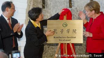 Deutschland Konfuzius-Institut   Stralsund (picture-alliance/dpa/S. Sauer)