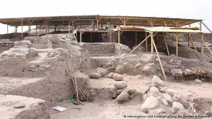 Afghanistan Nangarhar | Entdeckung von 160 Artefakten (Informations- und Kulturabteilung der Provinz Nangarhar)