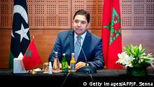 Marokko - Libyen Diplomatie | Nasser Bourita