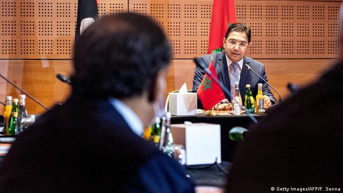 Marokanski ministar spoljnih poslova Naser Burita