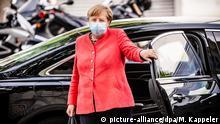 Deutschland Berlin |Angela Merkel, Bundeskanzlerin