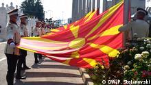 Unabhängigkeitstag Nord-Mazedonien