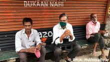 Indien Mumbai |Gastarbeiter