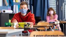 Deutschland Unterhaching |Schulunterricht