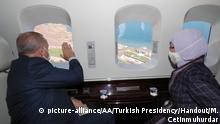 Türkei I Präsident Recep Erdogan I Bitlis
