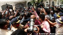 Indien Bollywood Schauspielerin Rhea Chakraborty befragt zu Tod von Sushant Singh Rajput