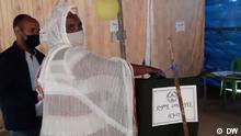 Äthiopien Region Tigray Wahlen