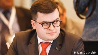 Станислав Андрейчук - сопредседатель организации по защите прав избирателей Голос