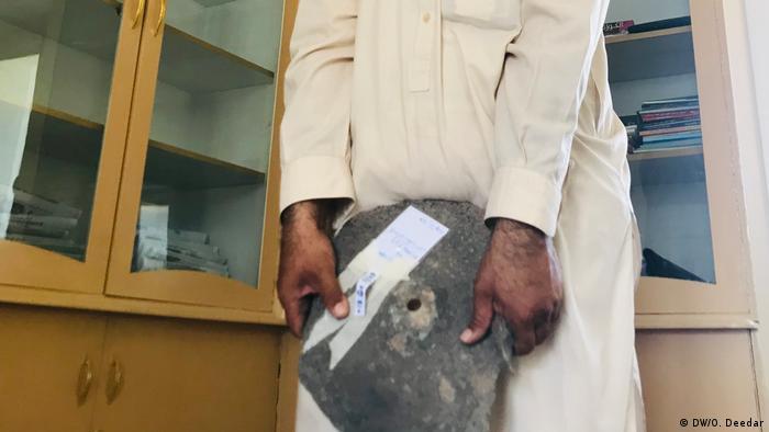 Afghanistan Provinz Nangarhar | Archäologische Funde in Sabzabad (DW/O. Deedar)