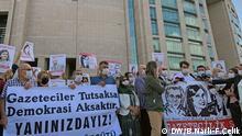 Türkei Istanbul Odatv Prozess | Proteste