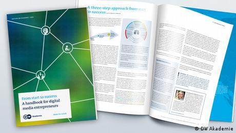 DW Akademie Publikation From start to success (DW Akademie)