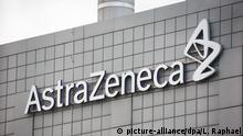 Frankreich Dunkirk | AstraZeneca Fabrik | Impfstoff Covid-19