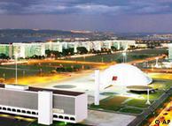 Stadtansicht von Brasilia (Foto: AP)