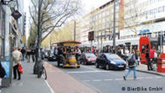 BierBike - полноправным участник дорожно-транспортного движения