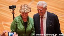 Deutschland Berlin | Internationales Literaturfestival | Mario Vargas Llosa