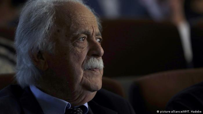 George Bizos I Anti-Apartheid Aktivist (picture-alliance/AP/T. Hadebe)