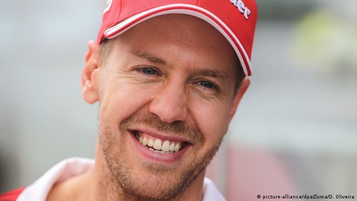 Sebastian Vettel (picture-alliance/dpa/Zuma/D. Oliveira)