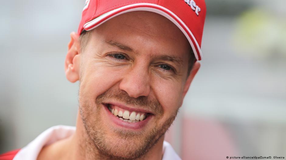 F1 Sebastian Vettel To Leave Ferrari After The Season Sports German Football And Major International Sports News Dw 12 05 2020