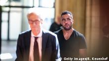 Deutschland Prozess Bushido Abou Chaker