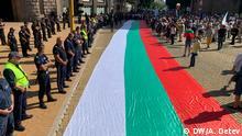 Bulgarien Sofia Proteste gegen Regierung